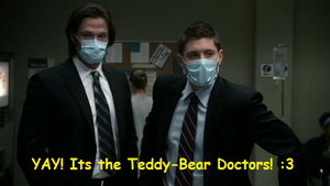 Teddy Bear Doctors. by almostdefinitely