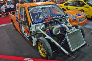 TFR Dragster by gupa507