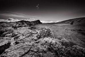 Pas de Bellecombe (Reunion island) by OlivierAccart