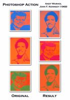 Warhol JFK 1968 by v4r4n