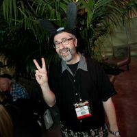 Ozzie Ears For Warren Spector by swarlock64