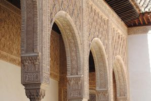 Moorish Columns by Tyyourshoes