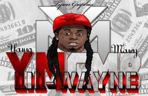 lil-wayne YMCMB Young Money Ca$h Money by mademyown