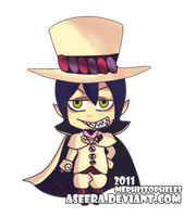 AOEX: MephiStoPhelEs by Fatooomi
