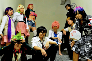 Ao no Exorcist - STGCC'11 by sakiaishida