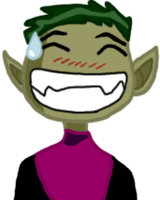 Beast Boy by Stroodle-Noodle