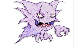 Haunter by LurkingSpork