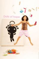 Dolls of Hope 3 by paperdull