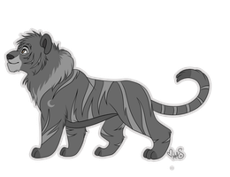 Custom Liger for Switch-Bladez by Miss-Melis