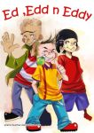 Ed Edd n Eddy by Silent-Feather