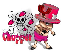 Chopper wallpaper by ARTmageddon