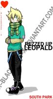 REZZED UP LEOPALD. by x--blackrose--x