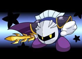 Meta Knight by rongs1234