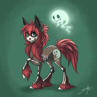 Spooky by IndecisiveCrabCake