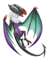 Noivern by Trexia
