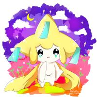 Jirachi by Arutia