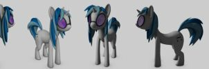 vinyl_scratch_3d by tg-0