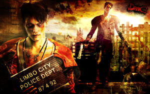 DmC Dante Limbo City Wallpaper by suicidebyinsecticide