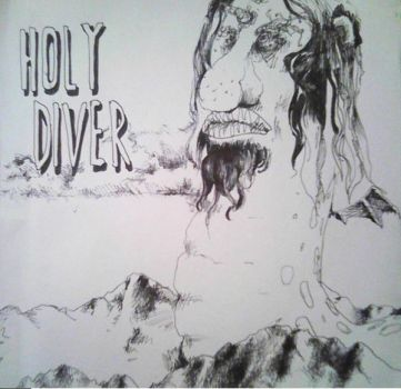 Holy Diver by dirtball