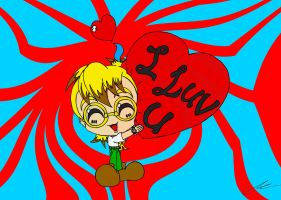 Happy Valentine 2005 by EUAN-THE-ECHIDHOG