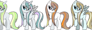 Bid Adopts- starts at one point by ThePegasisterOCs