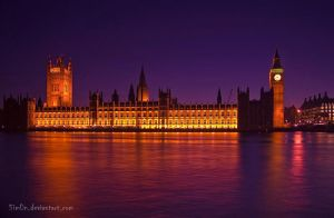 House of Parliament by 5iM0N