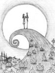 Jack and Sally by LilArTsYTiNii382