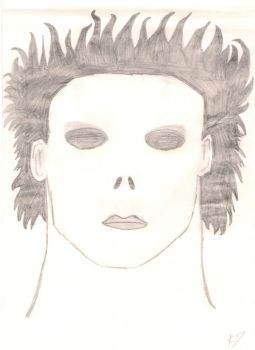Michael Myers Sketch by Everybody-Hides