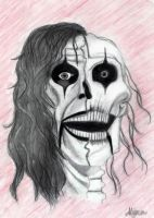 Alice Cooper by Erotic-Funeral