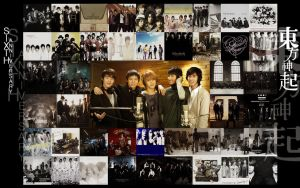TVXQ 6th Anniversary Wallpaper by hagane-girl