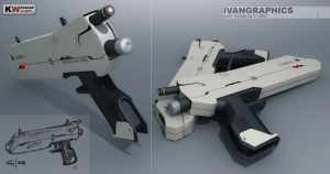 Plasma Gun by ivangraphics