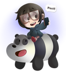 We Bare Bears by SynDuo