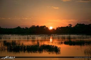 Winding-Waters-Sunset-at-the-Marsh by CaptainKimo