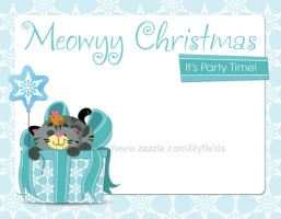 Its gonna be a Meowyy Christmas by charz81