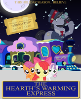 The Hearth's Warming Express by Death-Driver-5000