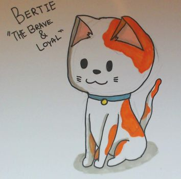 Bertie The Brave and Loyal by lemonthecombustible