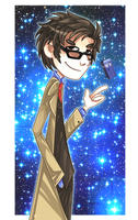 I'm the Doctor by Arkeresia