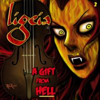 Ligeia- a gift from hell by rdricci