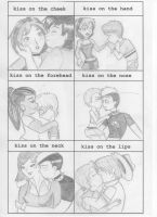 Total Drama Kissing Meme by hollys14