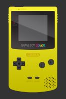 Game Boy Color by cow41087
