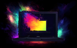 MacBook Asplosion by SzGfx