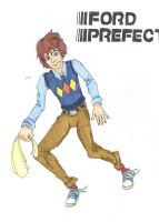 Ford Prefect by sadwintery24