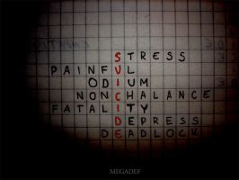 SUICIDE by megadef