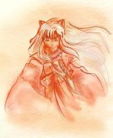 InuYasha by GoblinQueeen