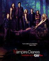 The Vampire Diaries by queenoaty96