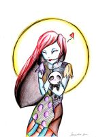 Sally's Jack Doll by Violet1202