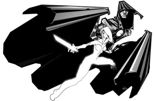 Cloak and Dagger by samax