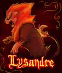 Of Fire and Ferocity by FlameFatalis
