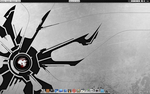 Arch KDE 4.9RC2 BE:SHELL Quick Shot by CraazyT