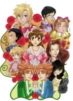 Ouran by Street-Angel